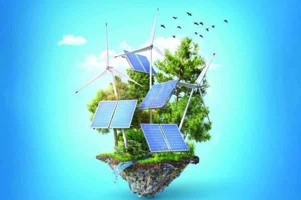Energia renovável sem interrupções