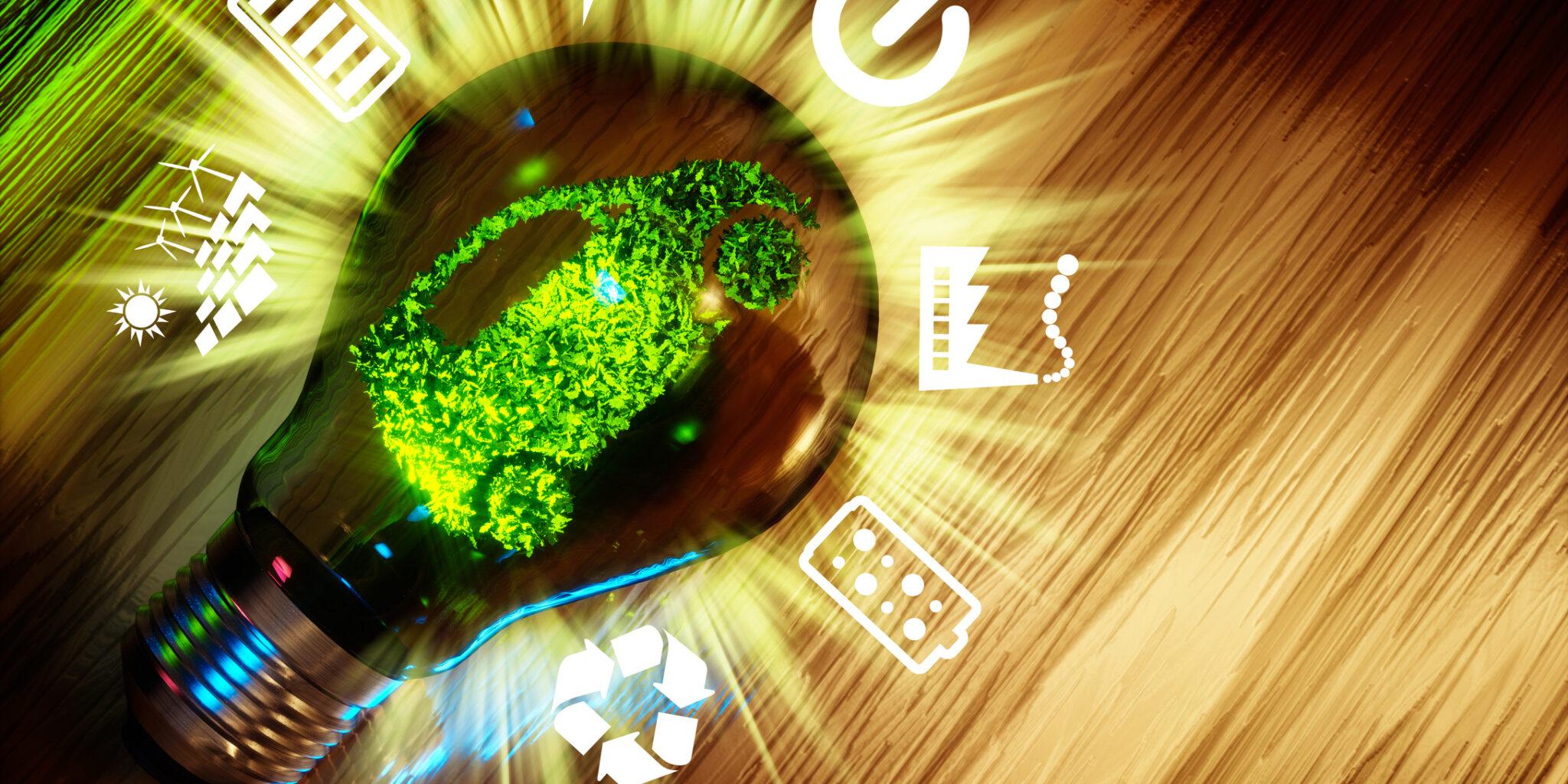 Inovação como ferramenta da transição energética