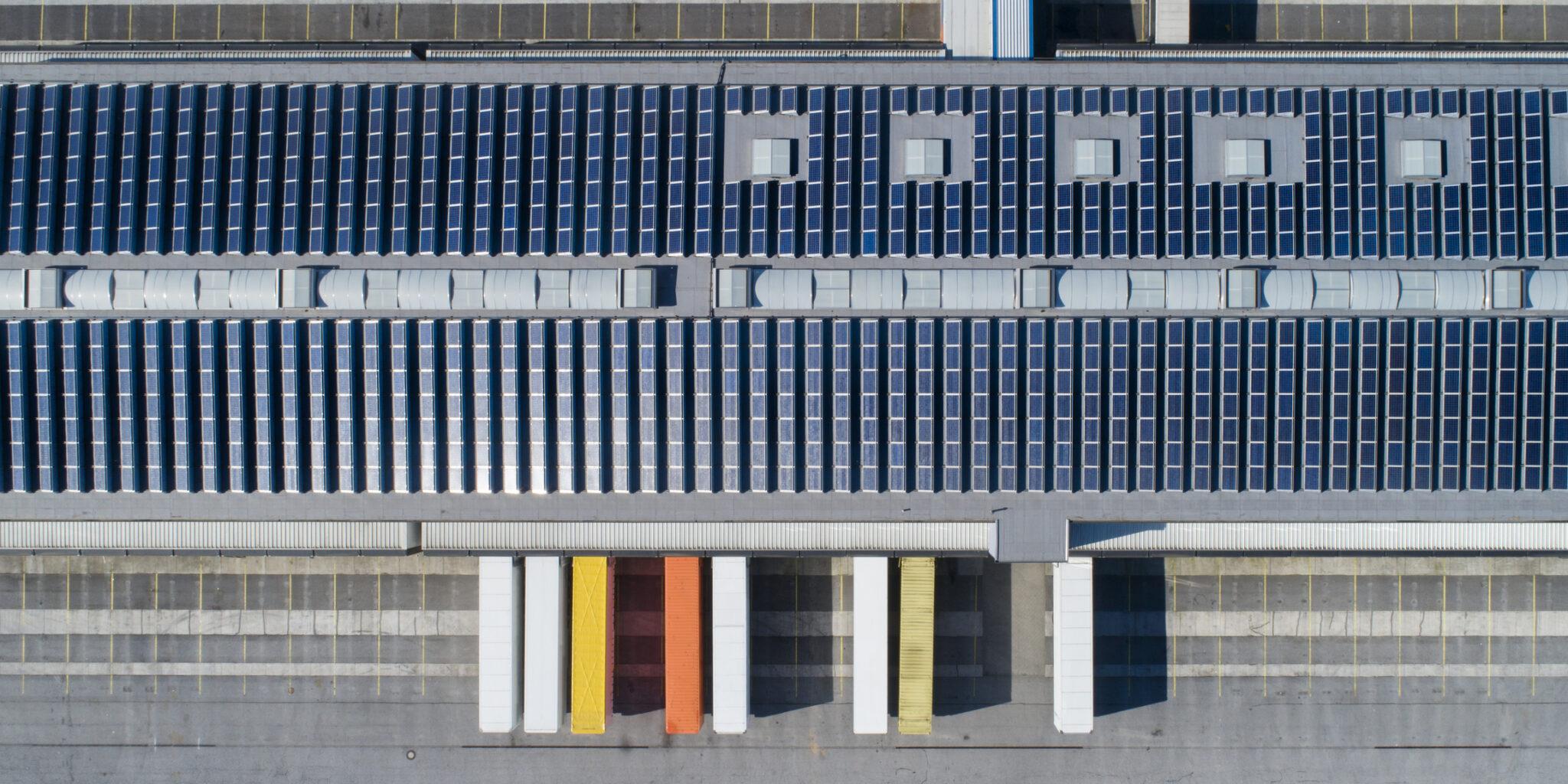 Na energia solar está o ganho