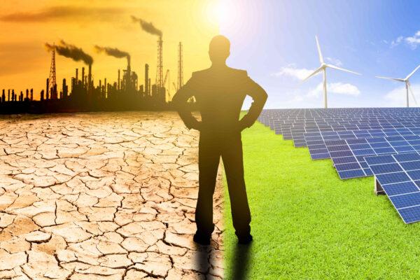Líderes a uma voz na transição energética